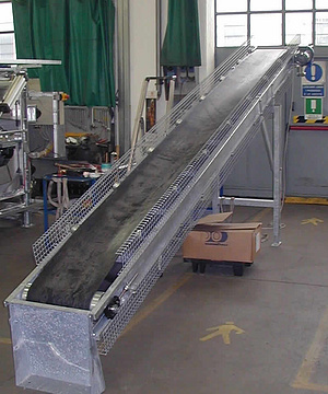 <br />BELT CONVEYORS